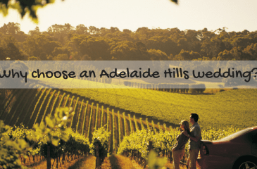 adelaide hills wedding