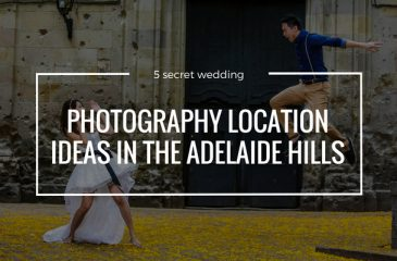 5 secret wedding photo locations adelaide hills