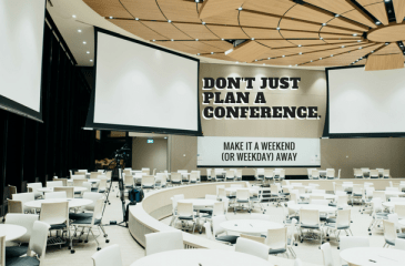 dont just plan a conference